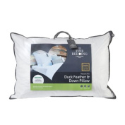 Square Duck Down Pillow by The Fine Bedding Company