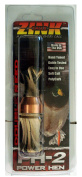 SHADOW GRASS Ph-2 Power Hen Double Reed Duck Call Hunters ~ Zink Calls