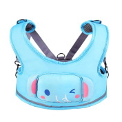 Baby Lovess Handheld Baby Walker Helper Toddler Safety Harnesses and Leashes Kid's Safe Toddler Safety Baby Learning Walking Belt Harness for 6-48Months