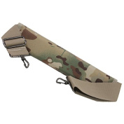 Galati Gear Padded Sling/Backpack Strap -, Multi Camouflage, Medium