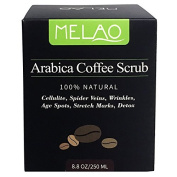 Exfoliating Coffee Body Scrub by AsaVea