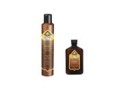 """COMBO"" ""DEAL"" one 'n only Argan Oil Hair Spray Derived from Moroccan Argan Trees 300ml + Argan Oil Treatment, 240ml"