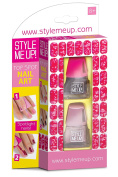 Style Me Up! Top Spot Nail Art - Blue