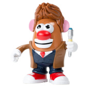 "Doctor Who Mr. Potato Head - the Tenth (10th) Doctor - Action Figure Toy - 6.5"" (16.5 cm) Tall"