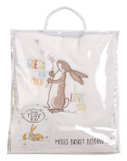 Guess How Much I Love You Moses Basket Bedding Set