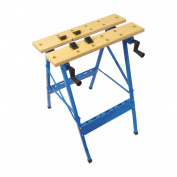 Foldable Multi-purpose Workbench Diy Home Workshop For Sawing Cutting Drilling