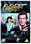 Octopussy Dvd James Bond 007  Ultimate Edition Roger Moore New Sealed Uk [2 Discs]