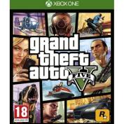 Grand Theft Auto Gta V (five 5) Xbox One Game -
