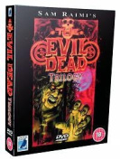 Evil Dead Trilogy Dvd All 3 Movie Film Part 1 2 Dead By Dawn 3 Army Of Darkness
