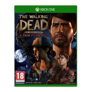The Walking Dead Telltale Series The New Frontier Xbox One Game -