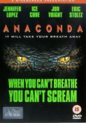 Anaconda Dvd Jon Voight Jennifer Lopez Luis Llosa New And Sealed Uk R2