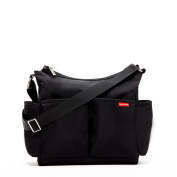 HC Big Nappy Bag Duo Double hold-it-all Nappy Bag Extra Large Nappy Tote Bag Shoulder Purse