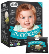 Nosh Tot Munchables Simply Rice, 60ml