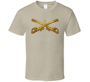 SMALL - Army - 1st Cavalry Branch wo Txt - Tan