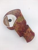 Celebrate IT- Fall & Halloween Ribbon -Maple Leaves A- 6.4cm x 3.7m