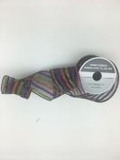 Celebrate IT- Fall & Halloween Ribbon -Halloween stripes - 6.4cm x 3.7m