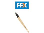 Axus Decor Axu/bgf19 Grey Angled Fitch Brush 19mm