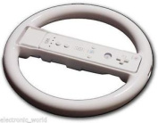 Wii Racing Steering Wheel Remote Controller Motion Plus