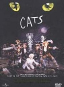 Cats The Musical Dvd + Making Of Andrew Lloyd Webber West End Sealed Uk Release
