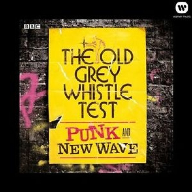 Various Artists : The Old Grey Whistle Test: Punk And New Wave Cd