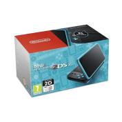 Nintendo 2ds Xl Handheld Console Black & Turquoise Uk Plug -