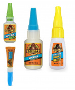 Gorilla Glue Adhesive Powerful Strong High Strength Quick Drying Super Glue