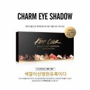 Eyeshadow Palette, Hunzed 8 Colours Neutral Nudes Warm Eyeshadow Palette Beauty Makeup Cosmetic Eyeshadow Palette