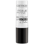 Catrice Cosmetics Prime And Fine Multitalent Lip Scrub And Balm A Lot Of Apricot 010