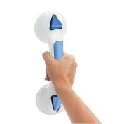 Bath Shower Suction Cup Handle Mount Super Grip Support Bar Tub Grab Grip