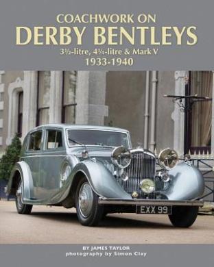 Coachwork on Derby Bentleys