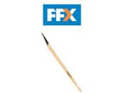 Axus Decor Axu/bgf6 Grey Angled Fitch Brush 6mm