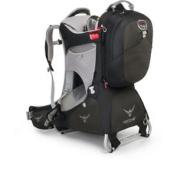 Osprey Poco Ag Premium Unisex Kids Travel Child Carrier - Black One Size