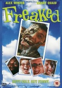 Freaked Dvd Brooke Shields William Sadler New And Sealed Original Uk Release R2