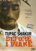 Before I Wake Dvd Tupac Shakur Original And Sealed Uk R2