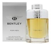 Bentley For Men Eau De Toilette 100ml Spray - Men's For Him. New. .