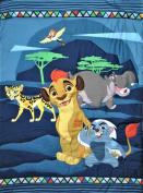 Wild Team Lion King Lion Guard 100% Polyester (COMFORTER ONLY) Size TODDLER Boys Girls Kids Bedding