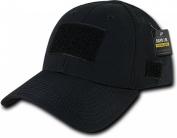 Rapdom Tactical T77-BLK Ripstop Operator Cap, Black