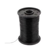 bargain house Nylon Shoes Machine Sewing Fishing String Line Spool Thread Reel Black