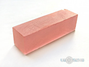 Morganite Pink medium #183A. Rough 90 gr. SIAMITE. Created Gemstone. US@GEMS