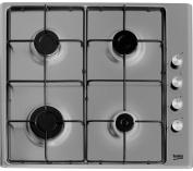 Beko Hizg64120sx Gas Hob - Stainless Steel