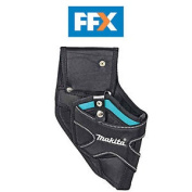 Makita P-80880 Drill Holster Right Handed Featuring A Genuine Leather Strap