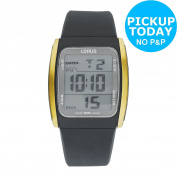 Lorus Men's Digital 100m Watch. From The Official Argos Shop On