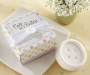 Cute Button Design Handmade Soap for Wedding Soap Favours and Gifts or Baby Shower Soap Favours