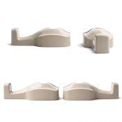 Vinmax 2 x Convenient Auto Car Vehicle Seat Hanger Holder Hook Bag Coat Organiser