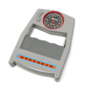 Grey Dynamometer Hand Gripper for Gripping Strength Evaluation