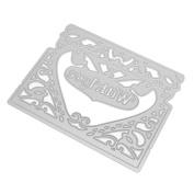 3D Carbon Steel Cutting Dies LINGERY Stencils Scrapbooking Embossing Various Shape DIY Paper Card Crafts