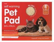 Stalwart Q-66098-AC-SW Self Heating Pet Bed