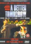 A Better Tomorrow Dvd John Woo Hong Kong Action Movie Sealed Original Uk Release