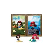 Q posket Disney Characters petit vol.4 - Ariel & Snow White - 2 Pack set
