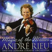Andre Rieu - Magic Of The Movies - New Cd & Dvd!!